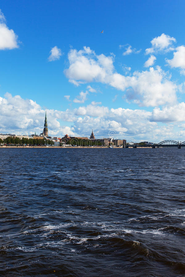 Download Riga, capital of Latvia. stock image. Image of architecture - 33206501