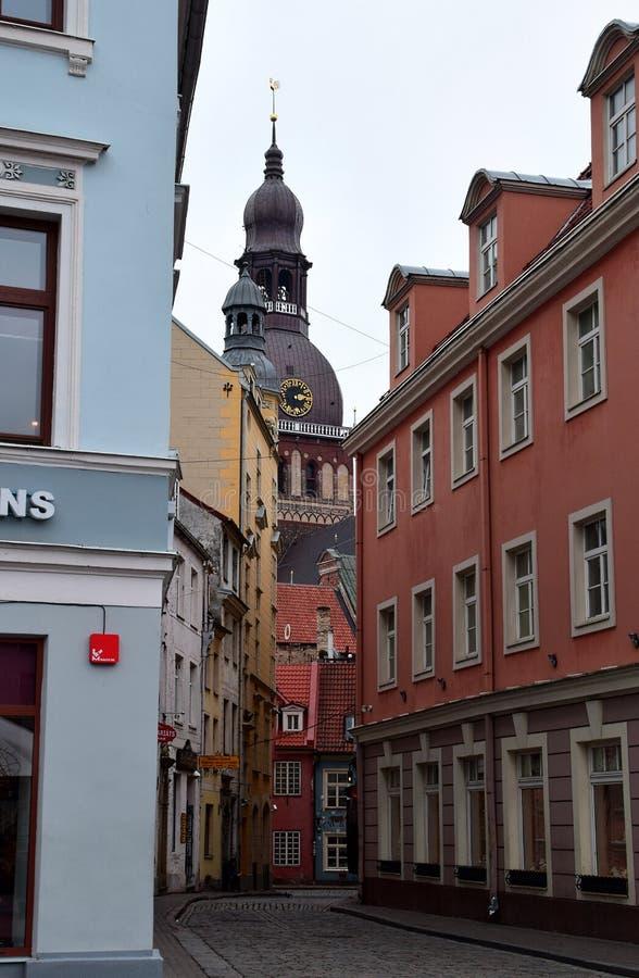 Riga CathÂedral imagem de stock royalty free
