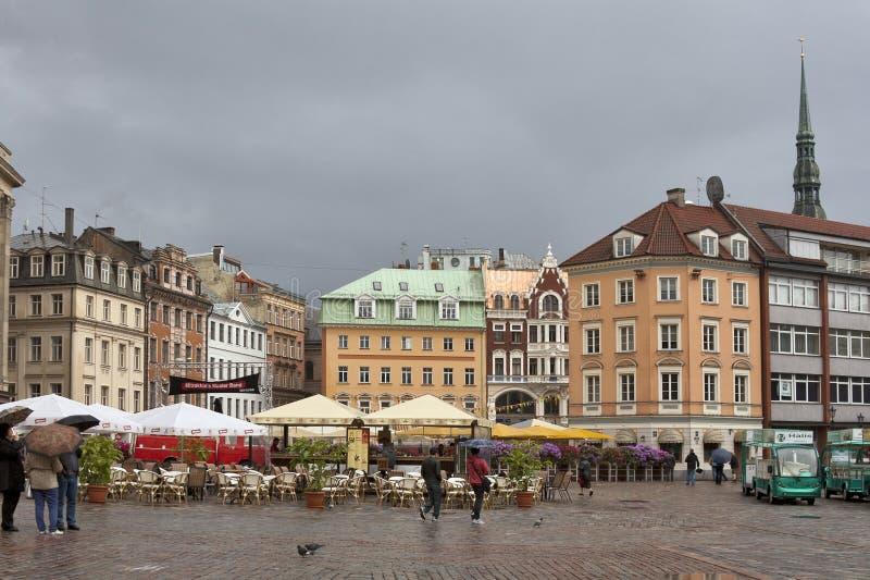 Riga Dome Square royalty free stock image