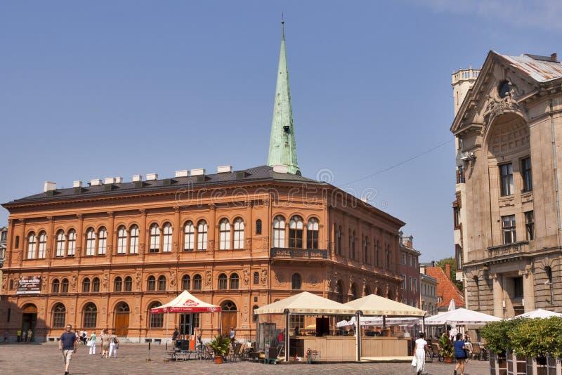 Riga Dome Square royalty free stock photo