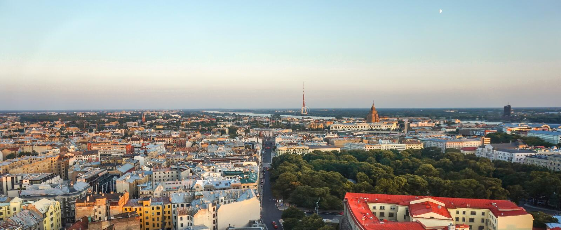 Riga, Latvia imagem de stock royalty free