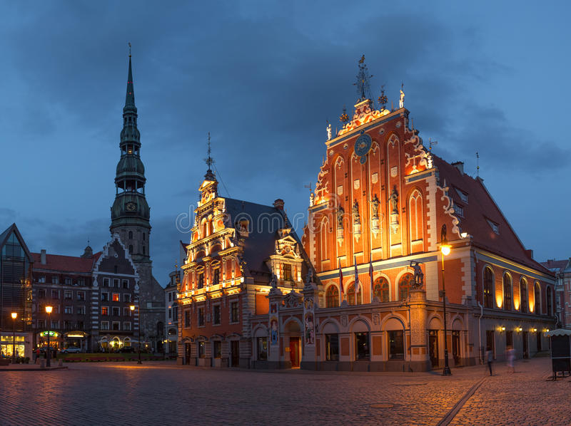 Riga, Latvia imágenes de archivo libres de regalías