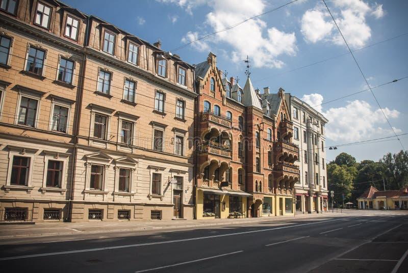 Riga, Latvia imagem de stock