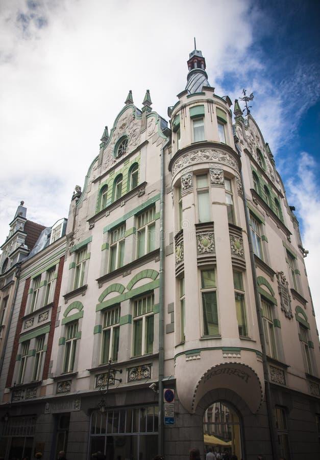 Riga, Latvia fotografia de stock