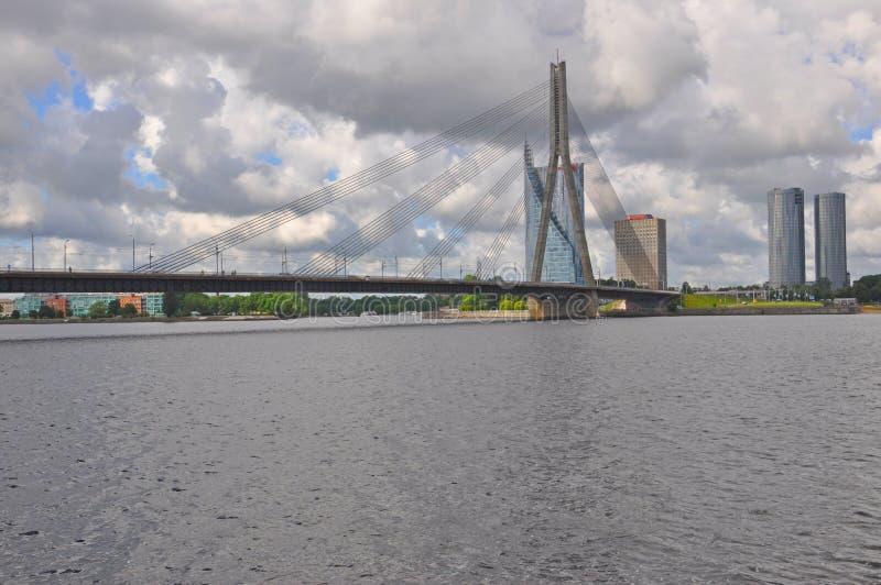 Riga, Letland royalty-vrije stock afbeeldingen