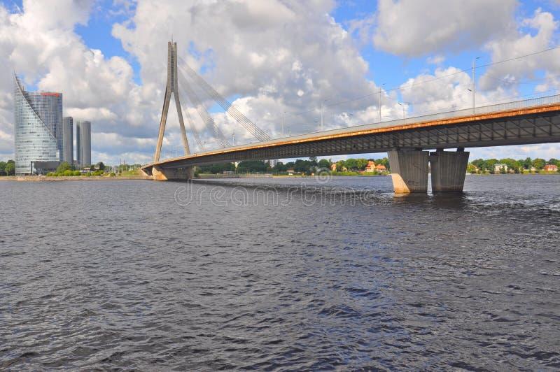 Riga, Letland royalty-vrije stock foto