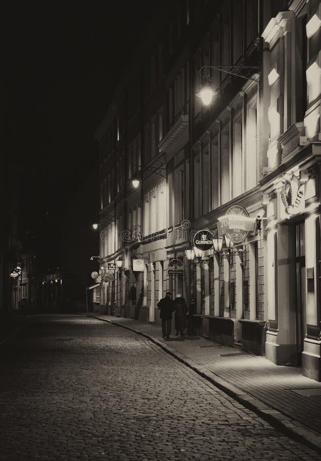 Riga, Lettland stockbild