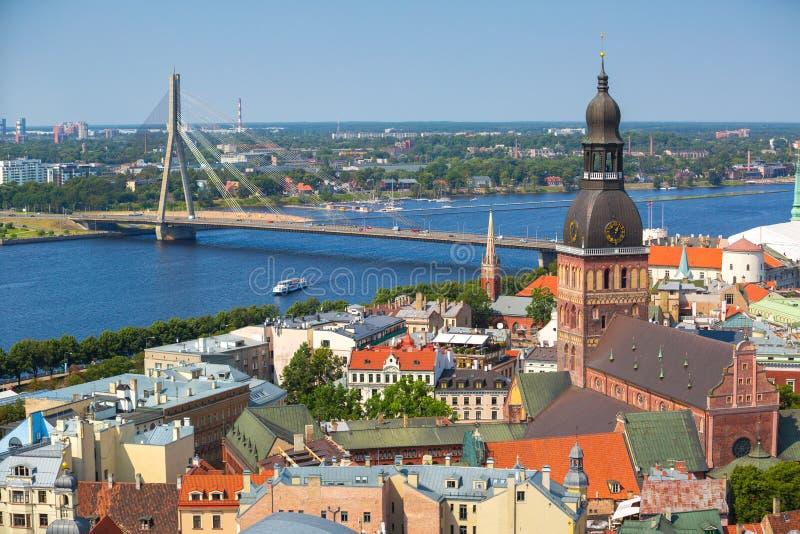 Riga, Lettonie photos libres de droits