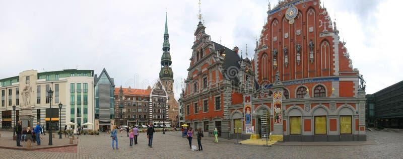 Riga, Lettonie image stock