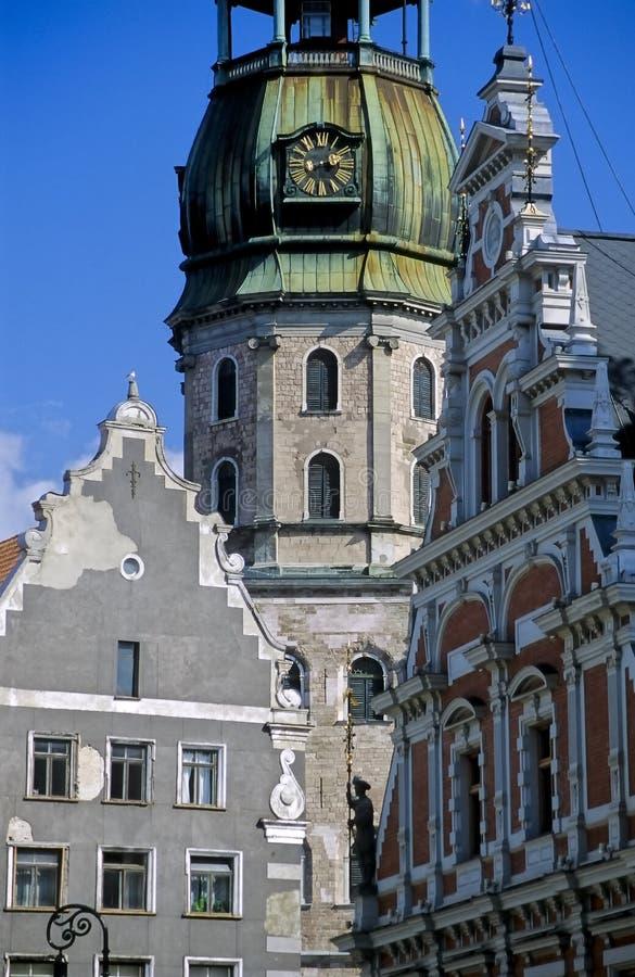 Riga no.1 royalty-vrije stock afbeelding