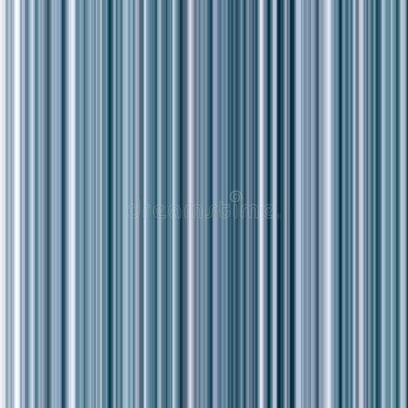 Riga verticale di colore blu-chiaro illustrazione vettoriale
