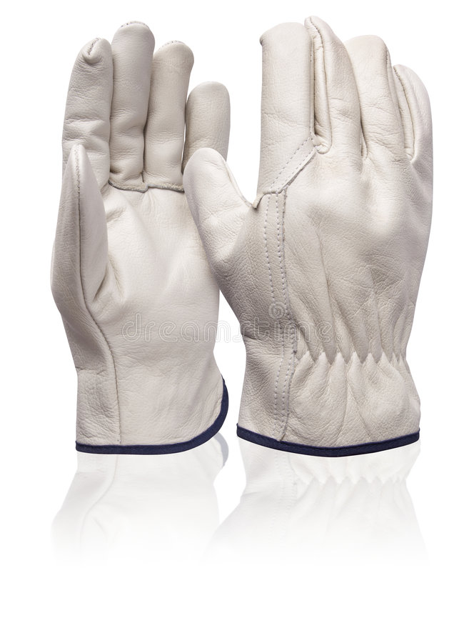 Riggers Work Gloves stock photos