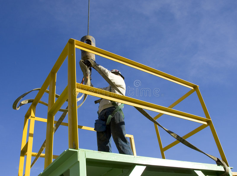 Rigging 1 royalty free stock photography