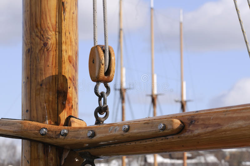 Download Rigging stock image. Image of sheet, boat, strength, tackle - 13462551