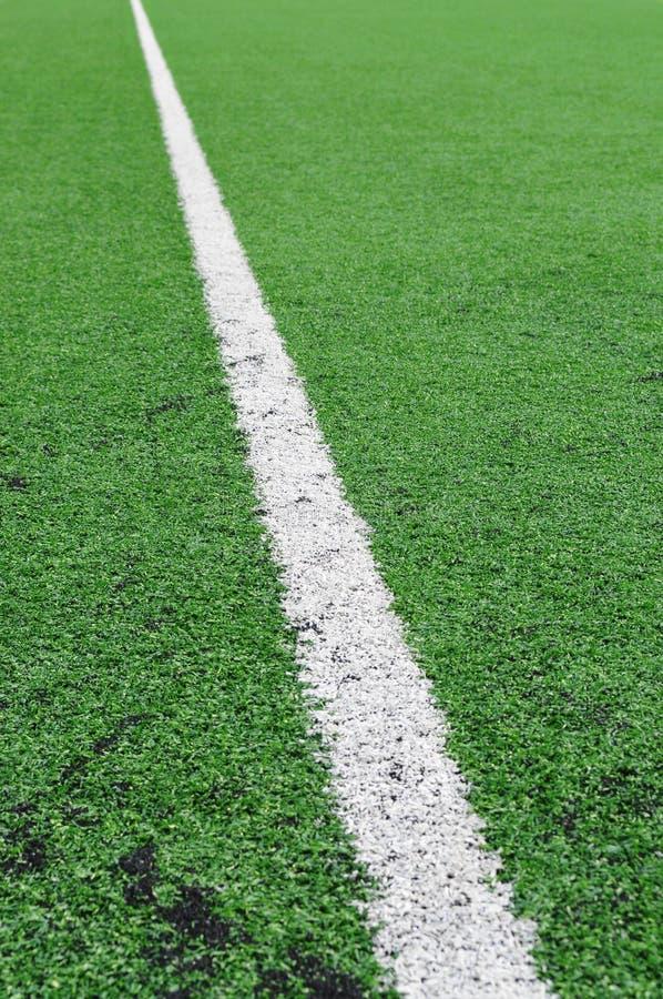Download Righe di campo di calcio immagine stock. Immagine di maratona - 7324685