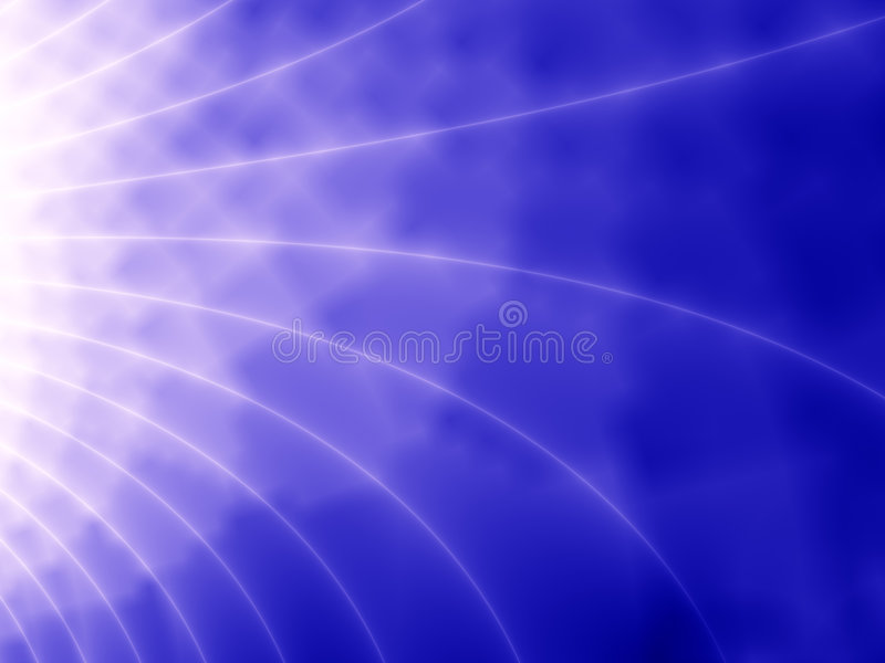 Righe fragili illustrazione di stock