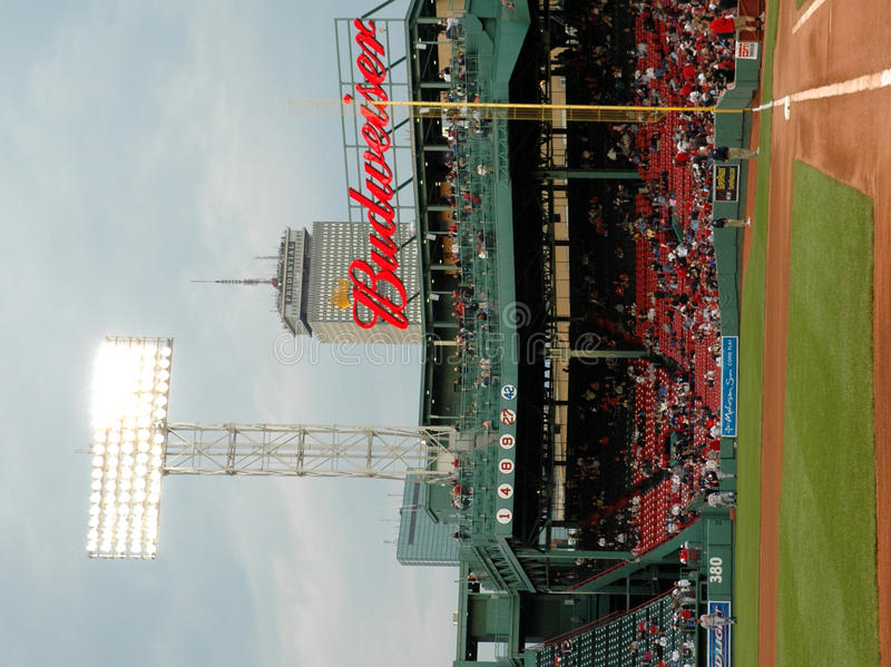 Download Right Field Line Fenway Park, Boston, MA Editorial Photography - Image: 23680182