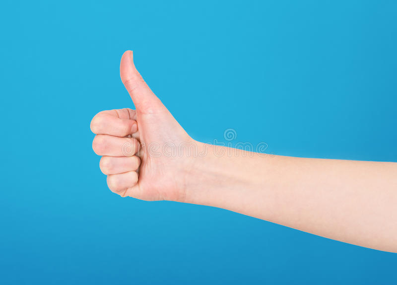 Download Thumb up stock photo. Image of agree, human, agreement - 29807636
