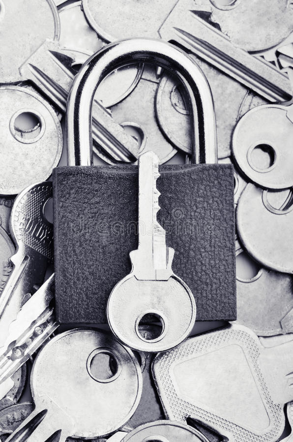 Download The Right Key Royalty Free Stock Image - Image: 26730466