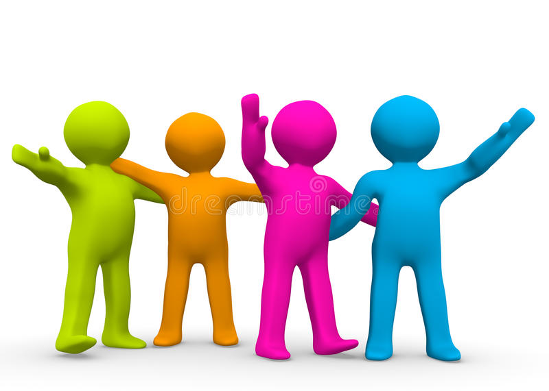 Download The Right Team stock illustration. Illustration of group - 14333228