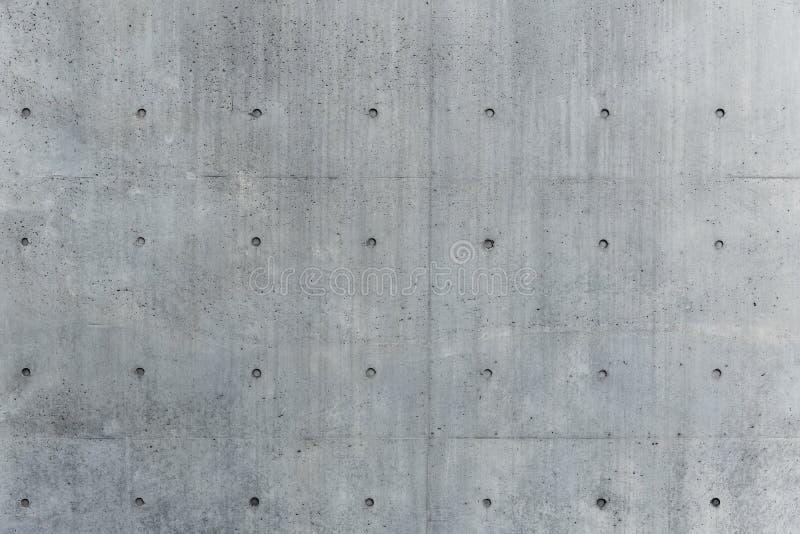 Rigide solide gris de texture de mur en béton image stock