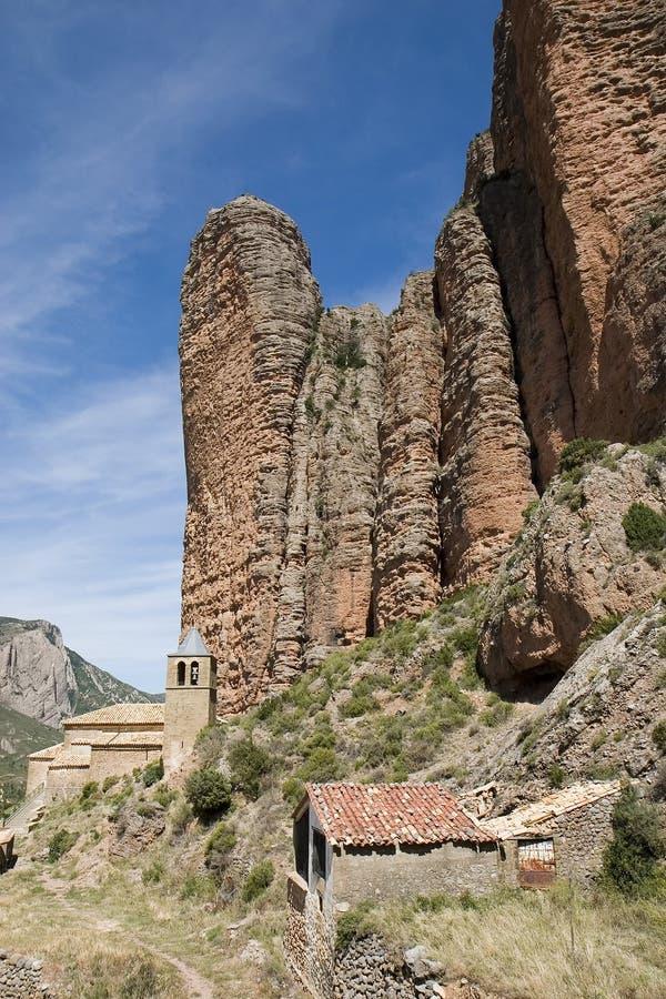 Riglos, Huesca, Hiszpania