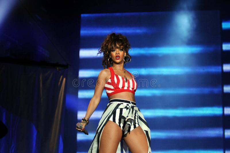 Rihanna photos stock