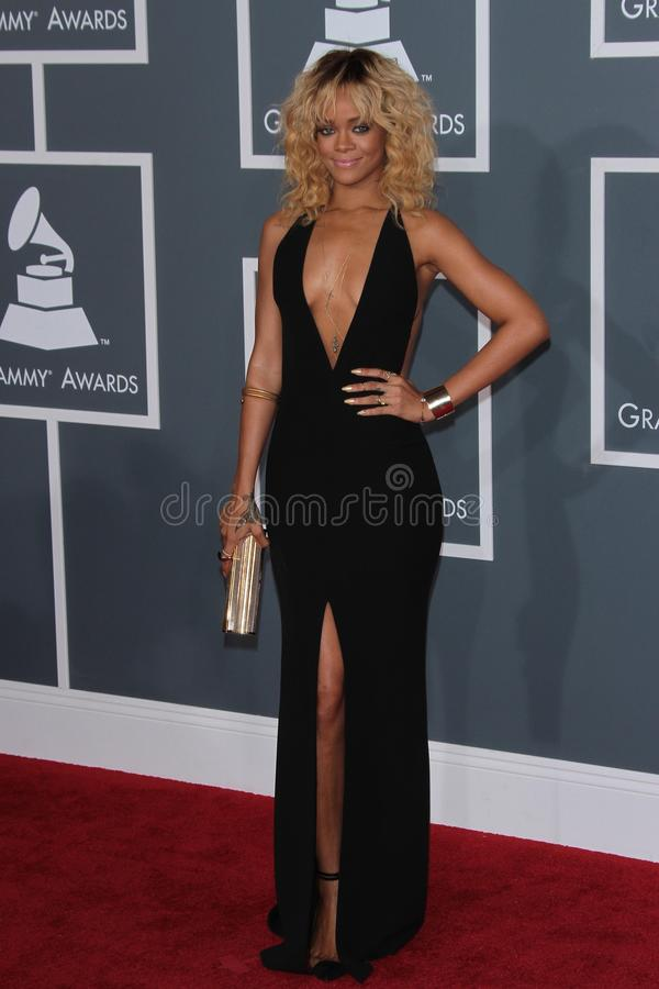 Rihanna royalty-vrije stock fotografie