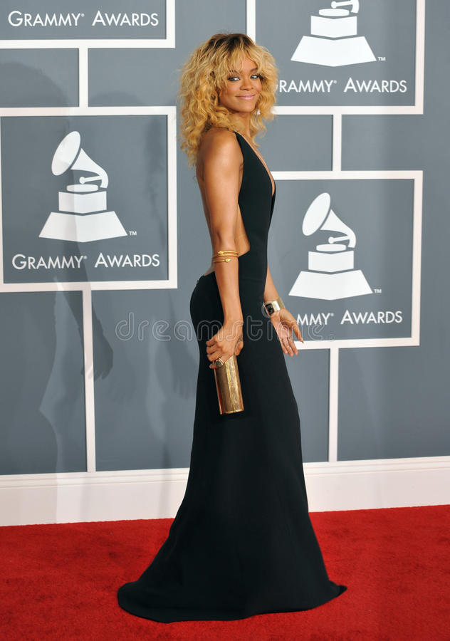 Rihanna royalty-vrije stock foto's