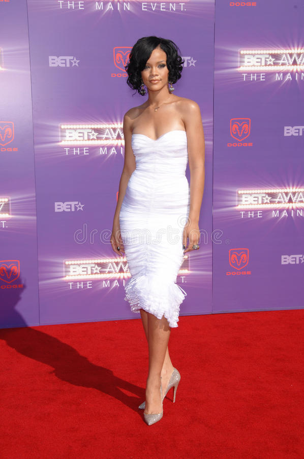 Rihanna stockfotos