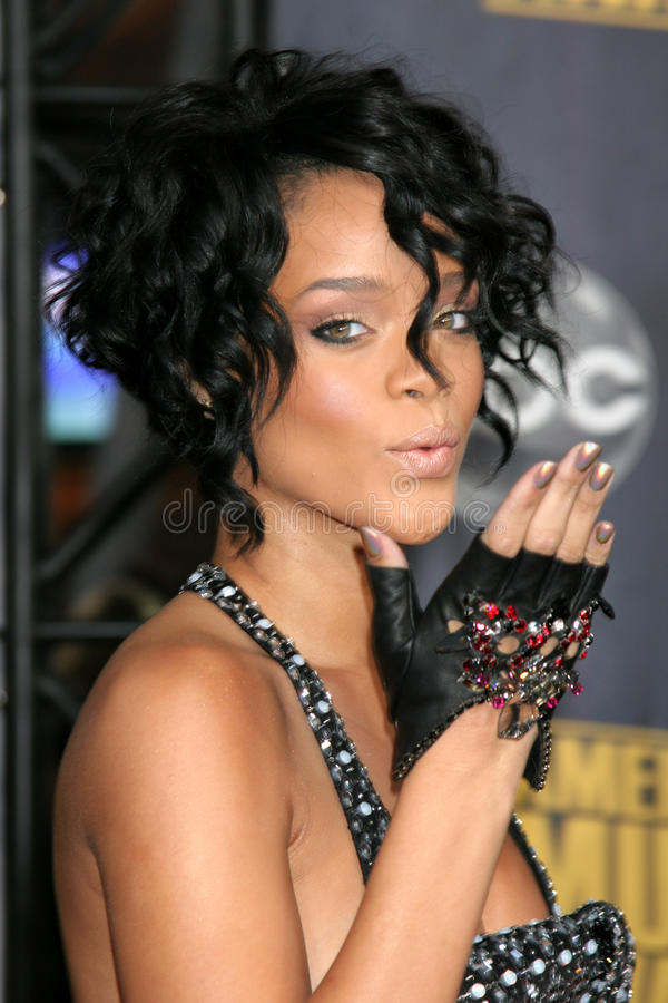 Rihanna arkivfoto