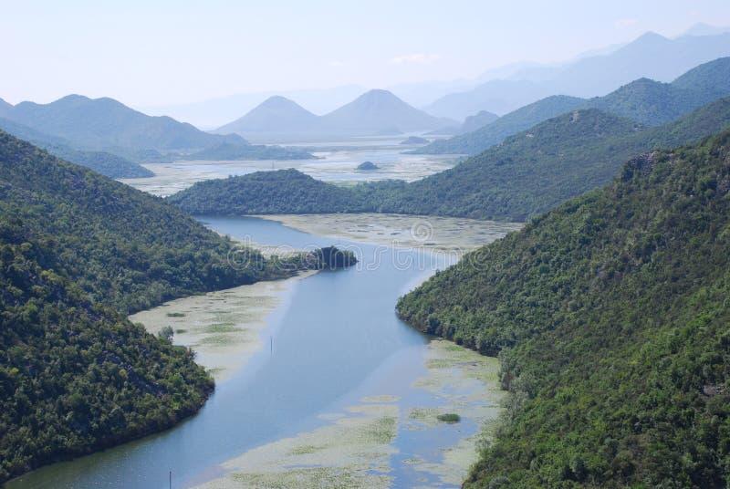 Rijeka CrnojeviÄ ‡, fotografering för bildbyråer