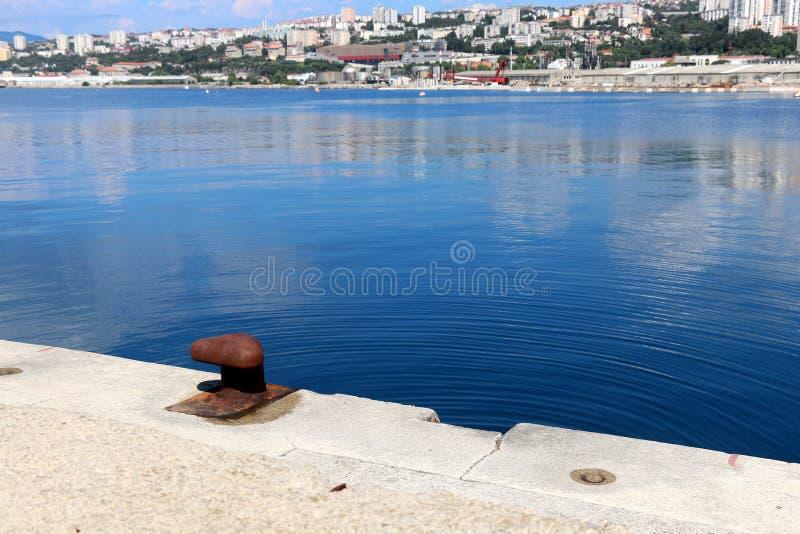 Rijeka, Kroatië royalty-vrije stock foto