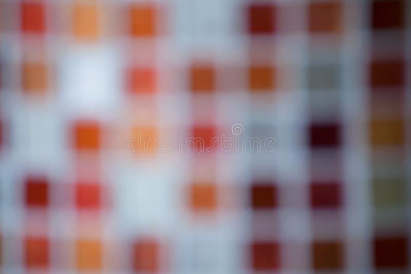 Rijke kleuren, mooi onduidelijk beeld als achtergrond stock foto