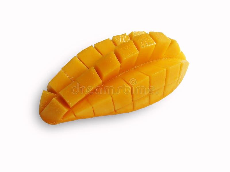 Rijpe mango royalty-vrije stock afbeelding