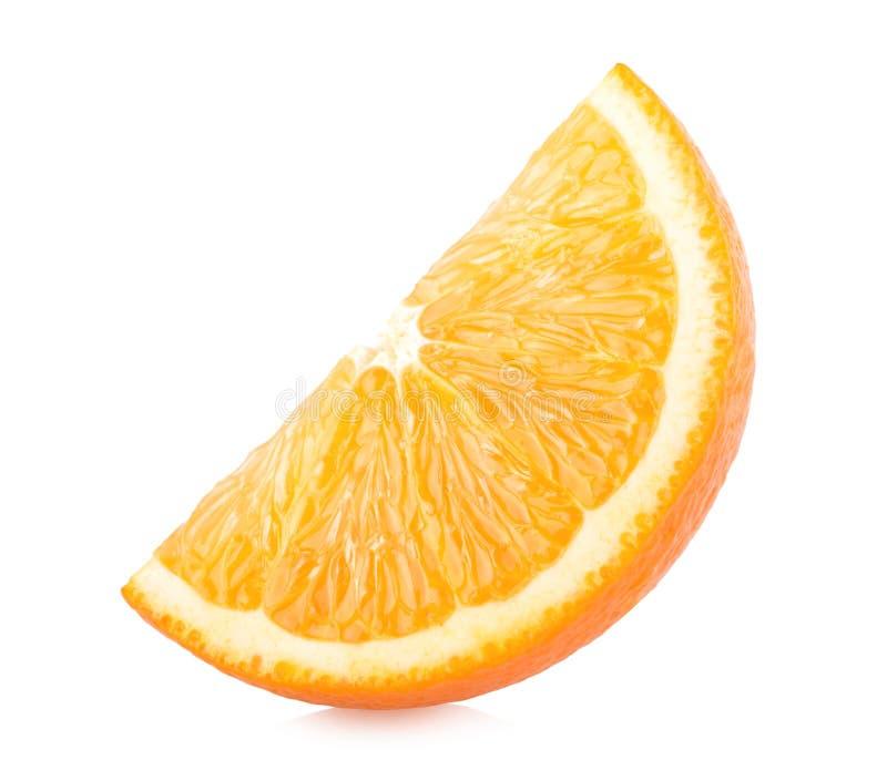 Rijpe oranje plak stock afbeeldingen