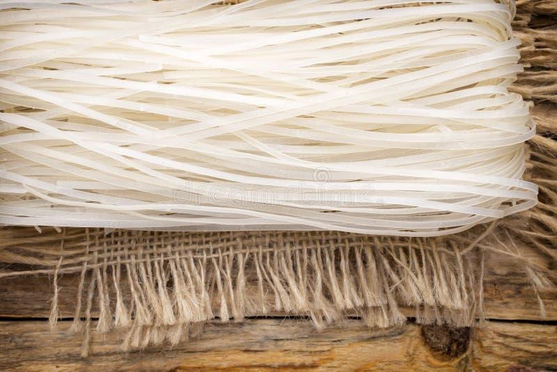 Rijstnoedels stock afbeeldingen