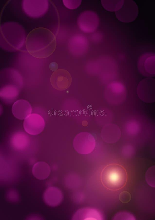 Rik purpurfärgad bakgrundsbokehsuddighet 5 royaltyfria foton