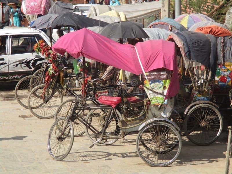 Rikshaw стоковые фото