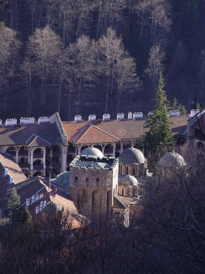 Free Rila Monastery Royalty Free Stock Photography - 1837217