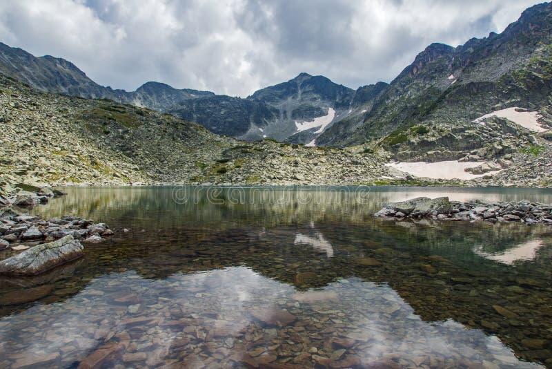 Rila Mountain, Musalenski Lakes. Bulgaria royalty free stock images