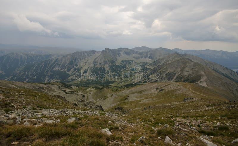 Rila Mountain. Roseus its natural environment royalty free stock photos