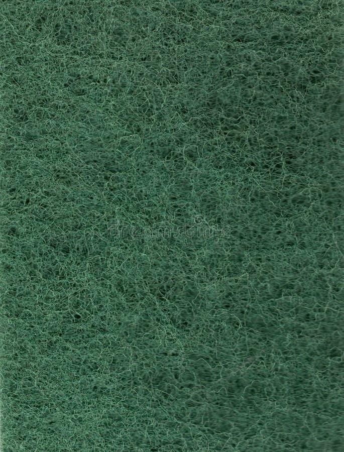 Rilievo abrasivo verde fotografie stock libere da diritti