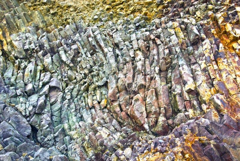 Rilievo del primo piano delle rocce fotografia stock for Piani principali del primo piano