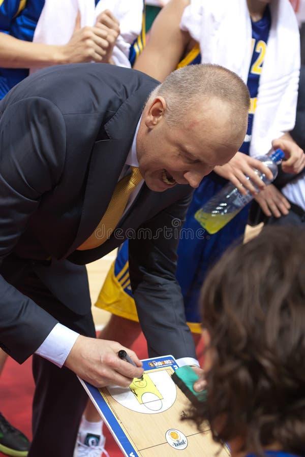 Download Rimas Kurtinaitis editorial stock photo. Image of coach - 26847188