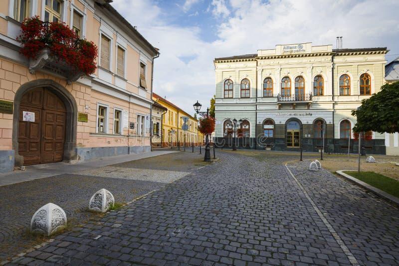 Rimavska Sobota,斯洛伐克 免版税图库摄影