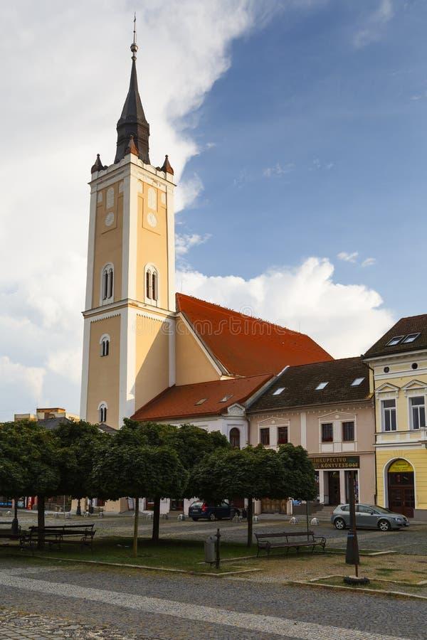 Rimavska Sobota, Slowakei lizenzfreie stockfotografie