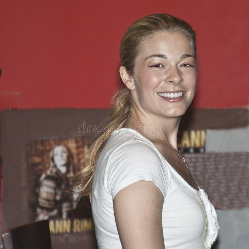 rimes 2009 för cmafestivalleeann royaltyfri fotografi