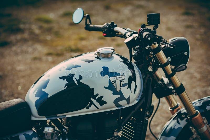 Rimescolatore di Triumph fotografia stock