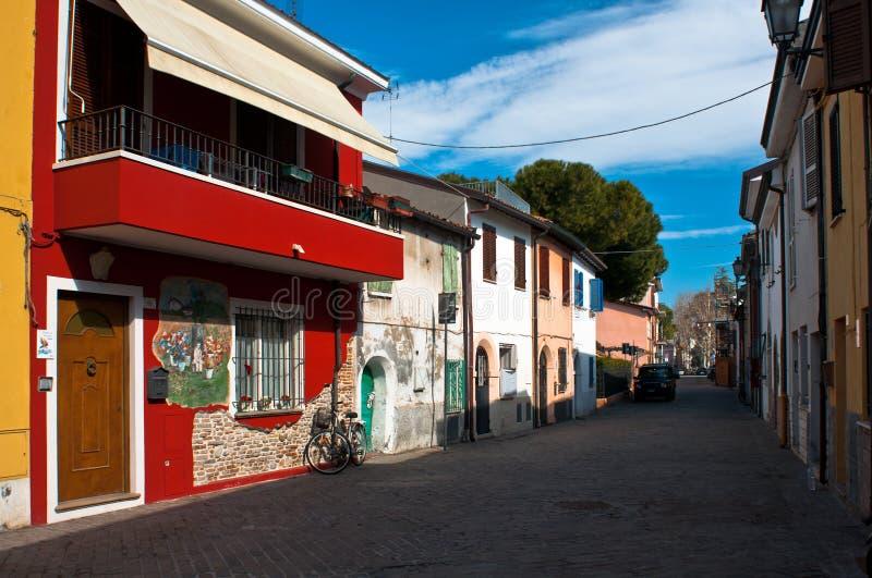 Rimini stock images